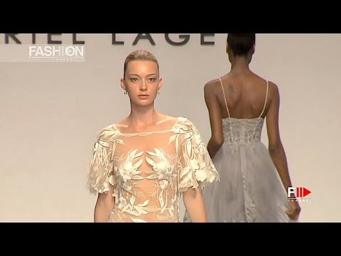 GABRIEL LAGE Sofía Full Show Spring Summer 2018 Madrid Bridal Week - Fashion Channel