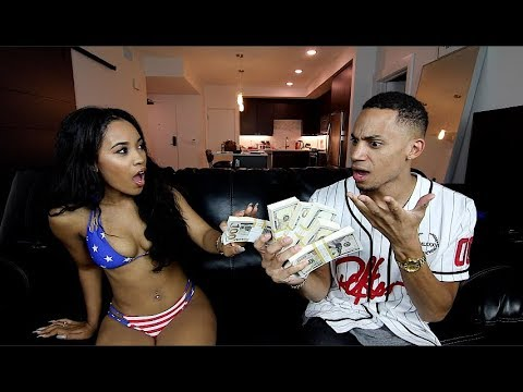 Let Me Be Your Sugar Daddy Prank!