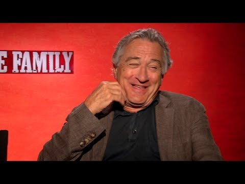 THE FAMILY s: Robert De Niro, Michelle Pfeiffer, Dianna Agron, John D'Leo