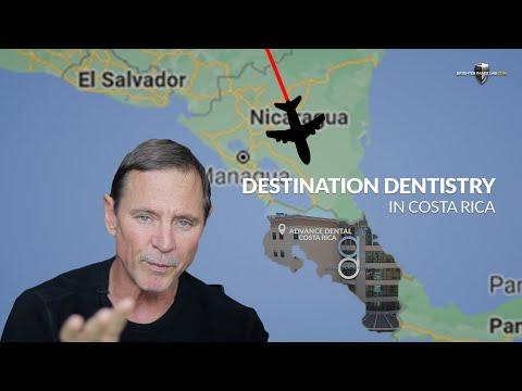 Destination Dentistry in Costa Rica - Bil's Experience w/ Dental Tourism & Advance Dental