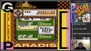 [Game Boy Adventure] 104/581 (17%) - Vegas Stakes (Part 1/2)