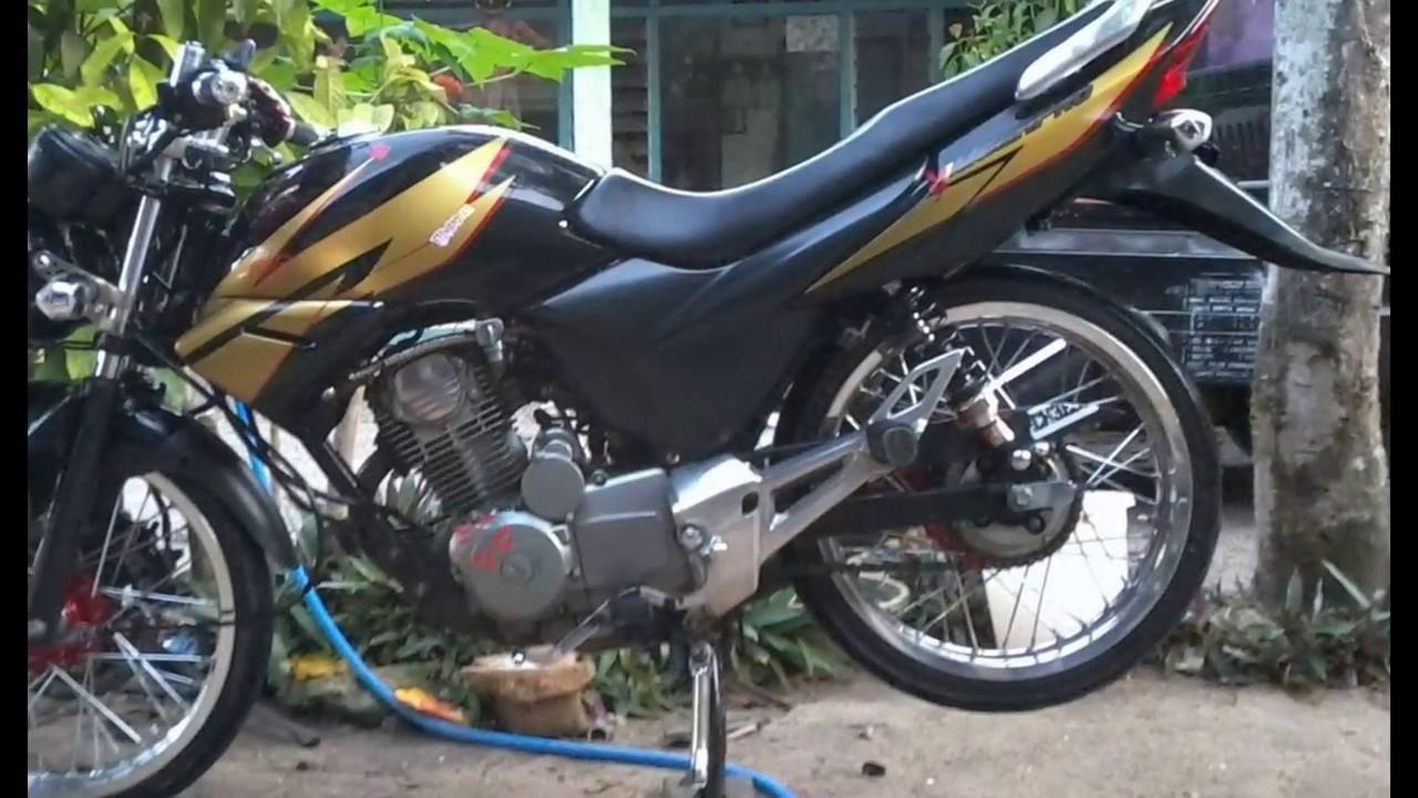 Modifikasi Motor Honda Megapro Primus Terlengkap Era Modifikasi