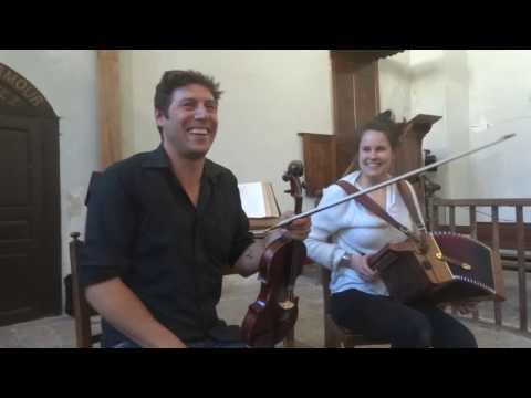 Nuit du Folk Dioise - Concert Duo Montanaro/ Cavez