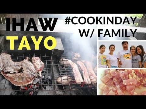 Crisha Uy | Inihaw na Tuna, KINILAW, Chicken Inasal, at Liempo RECIPES | #COOKINDAY23
