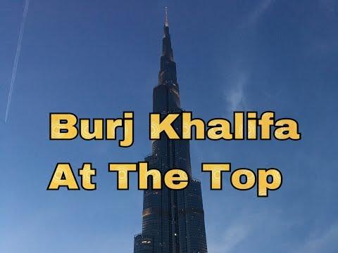 Burj Khalifa | At The Top | Dubai Travel Guide| 02