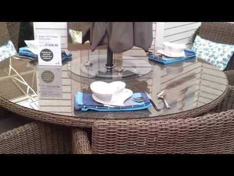 Why Choose a Resin Weave Furniture Suite with Matthew at Bents Garden & Home