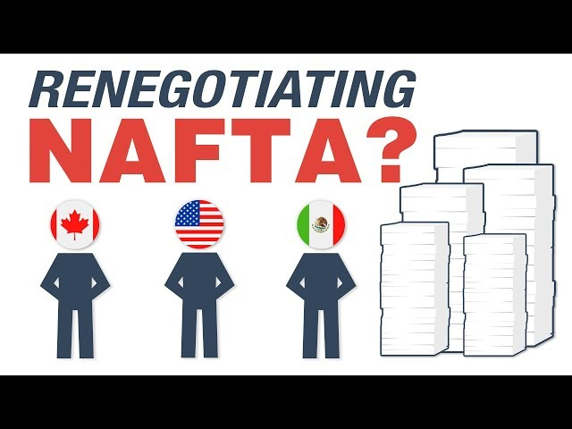 Renegotiating NAFTA?