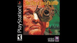 The City of Lost Children the Playstation Game
