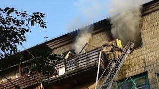 Страшный пожар в центре города! Погиб пенсионер Быков