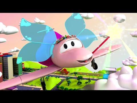 Penny die Fee - Die Lackierwerkstatt von Tom dem Abschleppwagen in Car City 🎨  Cartoons für Kinder