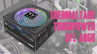 [Cowcot TV] Présentation alimentation THERMALTAKE TOUGHPOWER GF1 ARGB 750 watts