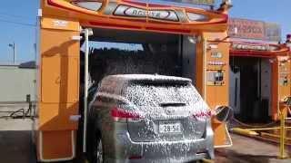 ビユーテー洗車機:『サージュ』