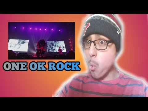 REACTING TO ONE OK ROCK - MIGHTY LONG FALL