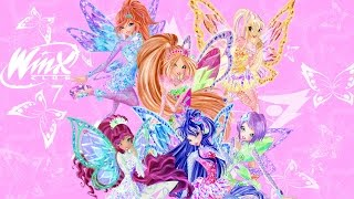 Winx club season 7: all songs in Italian!