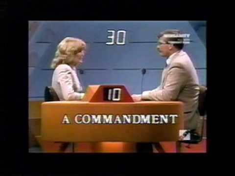 The $25,000 Pyramid (September 23, 1982) Constance McCashin & Robert Mandan - Part 1 of 2
