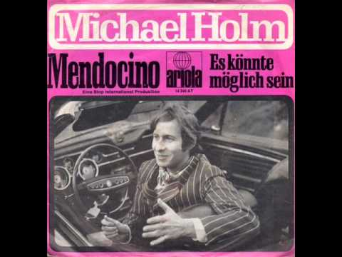 Mendocino - Michael Holm (Original Vinyl)