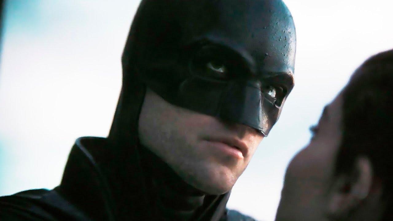 Бэтмен (2022) Русский трейлер 2