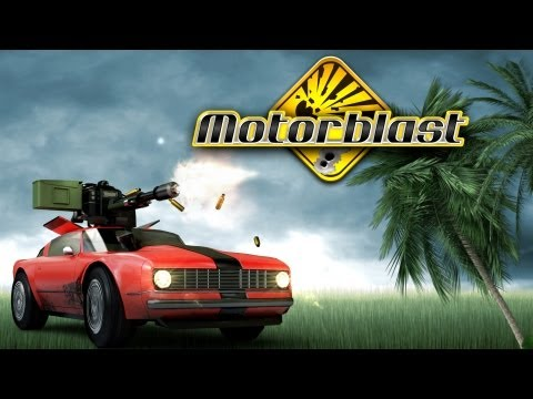 Motorblast: For IOS By Mad Processor - Gameplay Footage