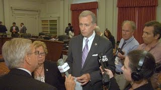 Wisniewski, Weinberg Media Avail Following Testimony from Regina Egea to NJ Select Committee