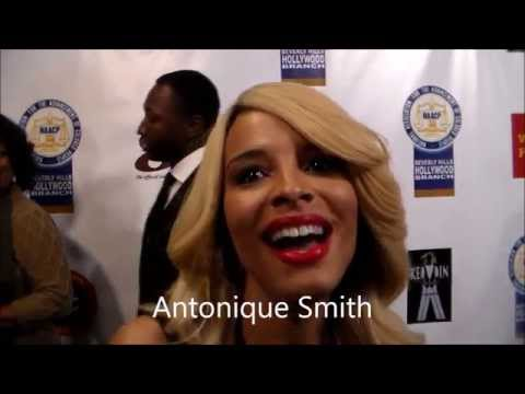 The 24th Annual NAACP Theatre Awards: Chester Gregory, Raymond Luke, Jr., Antonique Smith