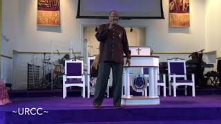 """How Do We Forgive?"" Pastor Howard A. Daniel Sr. (August, 5, 2018)"