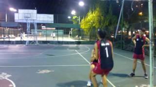 bóng chuyền-chạy đà chắn bóng 06-2016