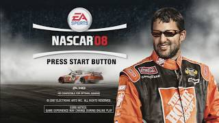 NASCAR 08 10th Anniversary Review [PS2/XBOX360/PS3]
