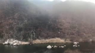 영동선 강릉행 무궁화호 양원역 정차 주행영상 (feat…