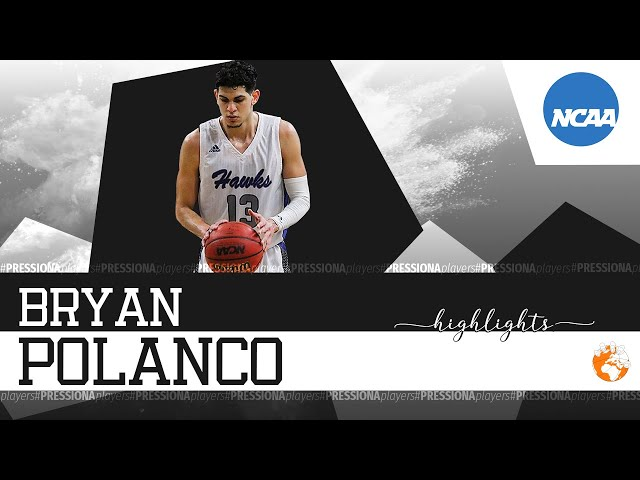 Bryan Polanco Highlights 2019-20 NCAA DII Shorter University