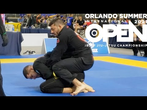 Joao Costa v Jorge Escudero / Orlando Summer Open 2021