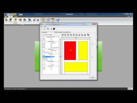 July 2013 TechCast Video - Door Catalog Editor