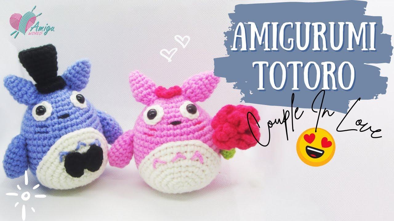 Sunny Bunny crochet pattern   Crochet totoro, Crochet patterns ...   720x1280