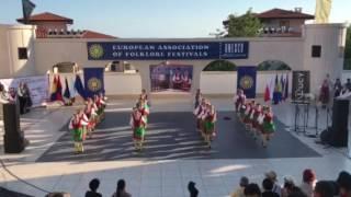 Групата по народни танци