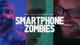 Press1 & Sylla B Feat. Dr Syntax - Smartphone Zombies (Official Video)