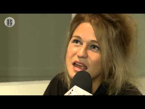 Selah Sue Boost TV Interview (English)