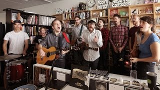 Typhoon: NPR Music Tiny Desk Concert