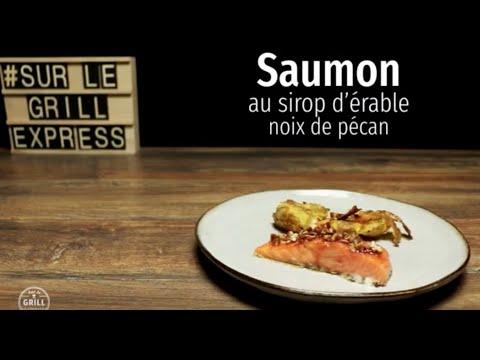 saumon-sirop-d'érable
