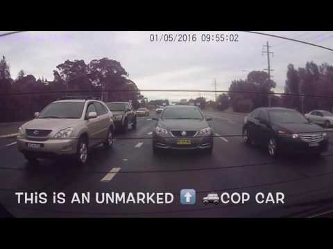 Cop Busts Driver For NOT Running  A Red Light