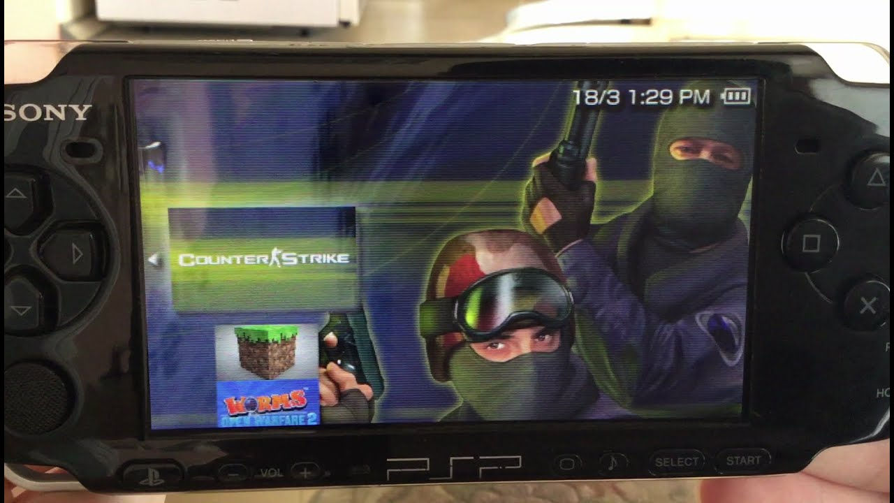 Psp Counter Strike 2020 Port Youtube