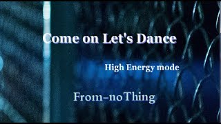TM NetworkのCome on Let's Danceのカヴァーです。 よりハードに! より...
