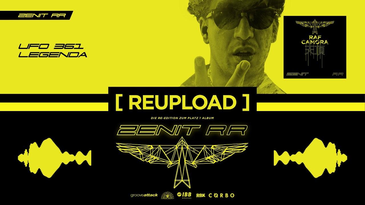 RAF Camora x Ufo361 - Legenda (OFFICIAL AUDIO / REUPLOAD) - Zenit RR #5 #1