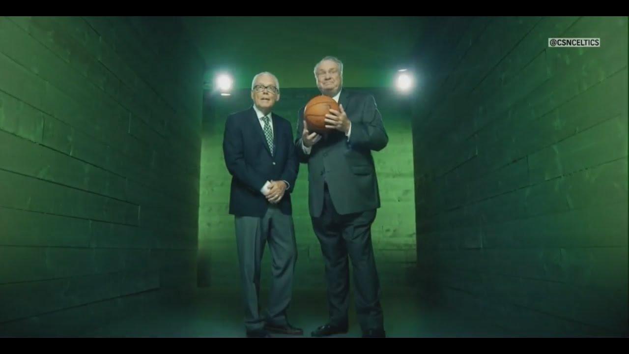 Deep Green The Dynamic Duo Mike Gorman & Tommy Heinsohn