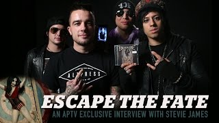 ESCAPE THE FATE tell the story of