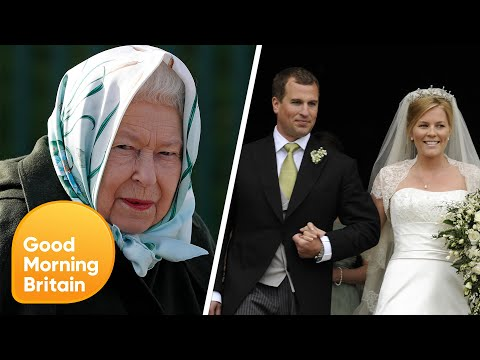 Is the Queen Devastated by Another Royal Split?   Good Morning Britain