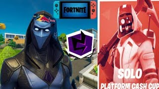 Nintendo Switch Fortnite Cash Cup Highlights