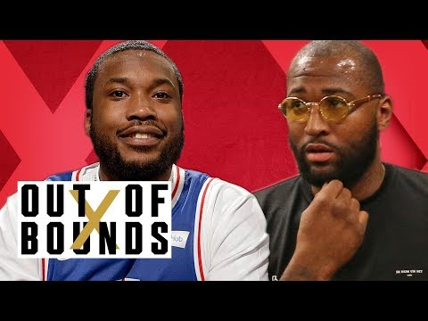 Freed Meek Mill's Effect on the Sixers; Pelicans Lowballing DeMarcus Cousins?   Out of Bounds