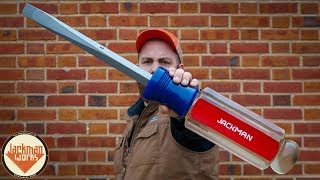 Giant Epoxy Resin Handle Screwdriver