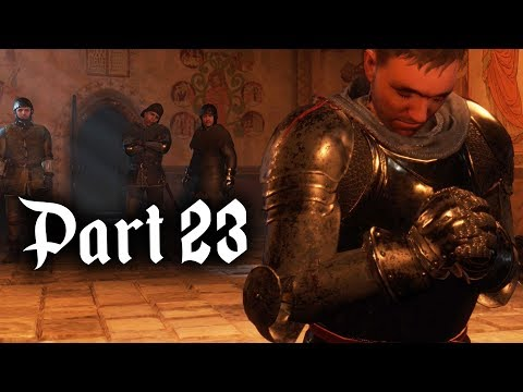 Kingdom Come Deliverance Gameplay Walkthrough Part 23 - IF YOU CAN'T BEAT EM