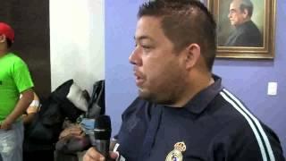 1 Toma del rectorado de la UNESR, aporrea tvi, noviembre 2014