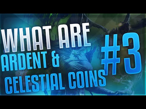 NEVERWINTER WHAT ARE ARDENT AND CELESTIAL COINS+HOW TO GET THEM